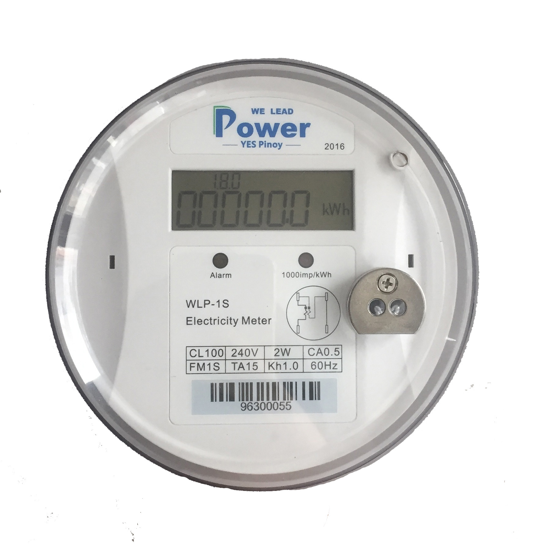 Wlp Ansi Meter How To Wire Single Phase Kwh Electrical Technology